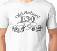 E30 Old School Unisex T-Shirt