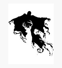Dementor and Stag Photographic Print