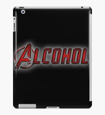 Avengers - Alcohol iPad Case/Skin