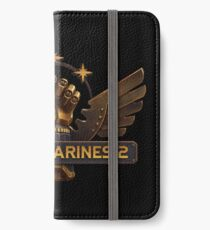 Steam Marines 2 - Logo iPhone Wallet/Case/Skin