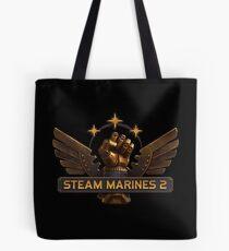 Steam Marines 2 - Logo Tote Bag