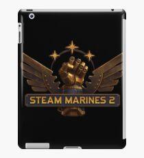 Steam Marines 2 - Logo iPad Case/Skin