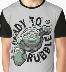 Ready To Rubble Tiny Graphic T-Shirt