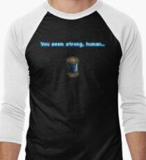 Steam Marines - Alien Merchant Men's Baseball ¾ T-Shirt