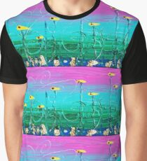Extinction Series: Redreaming Waterlily's Graphic T-Shirt