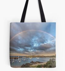 Wollongong Harbour Tote Bag