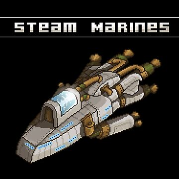 Steam Marines - I.S.S. Orion by WorthlessBums