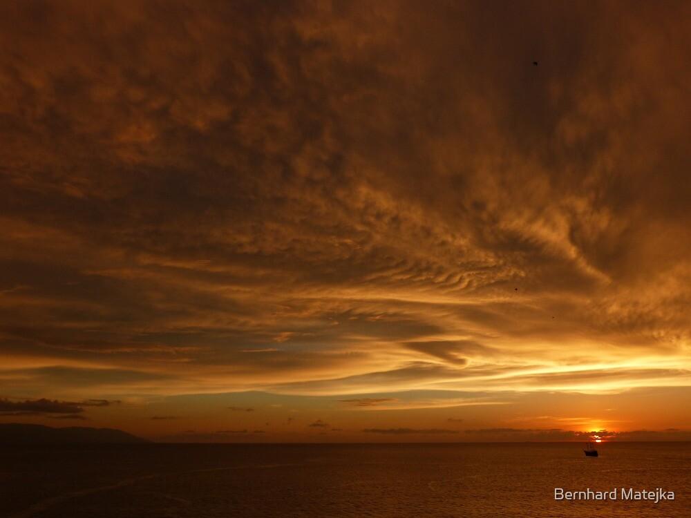 clouds - nubes by Bernhard Matejka