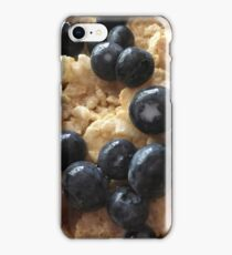 Rice Krispies with Blueberries 2.0 iPhone Case/Skin
