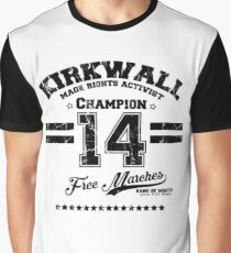 Pro Mage- Champion of Kirkwall Vintage Graphic T-Shirt