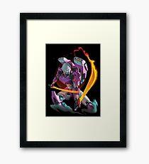 Arcee Framed Print