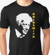 Jerry Goldsmith: Maestro series Unisex T-Shirt