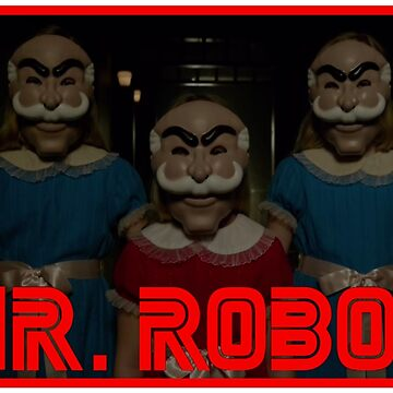 Mr Robot's Shining Delusion by beaversnutshop