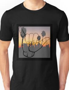 Shaka City Sundown  Unisex T-Shirt