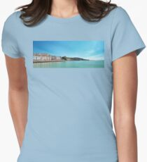 coastline Women's Fitted T-Shirt