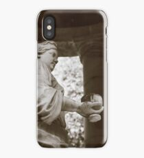 Hygieia with the cup iPhone Case/Skin