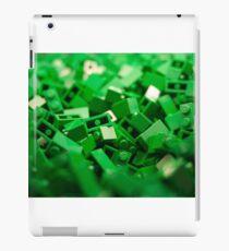 Green Lego Blocks Poster/Pillow/Stickers iPad Case/Skin