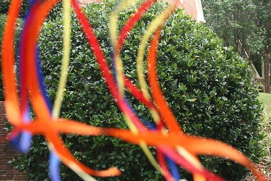 Ribbons #3 von CallieMegan