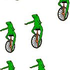 Dat Boi Sticker Lot by toothpic