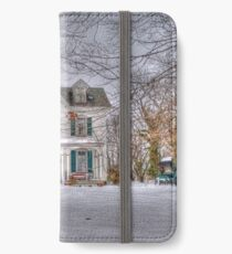 Carriage and House iPhone Wallet/Case/Skin