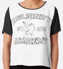 Aglionby Akademie Chiffontop