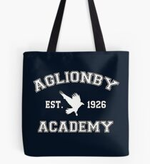 Aglionby Academy Tote Bag