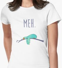 MEH. Women's Fitted T-Shirt