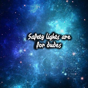 Las luces de seguridad son para tipos - Espacio de brendoodle