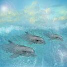 Dolphin Dreams von Irisangel