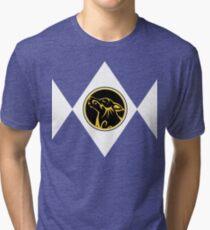Pupper Rangers (Yellow) Tri-blend T-Shirt