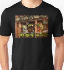 City - Boston MA - Villa Francesca Unisex T-Shirt