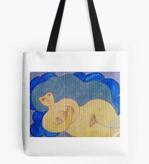 Water Goddess  Tote Bag