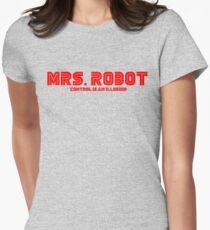 Mr. Robot Mrs. Robot T-Shirt