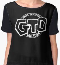 <GTO> Great Teacher Onizuka Chiffon Top