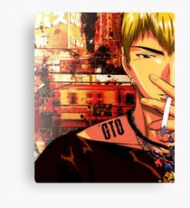 <GTO> Gto Graphic Canvas Print