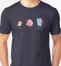 CatBug Evolution Unisex T-Shirt
