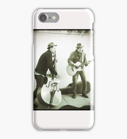 buskers iPhone Case/Skin