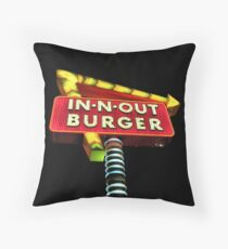 MAN CAVE THROW PILLOW SERIES  - In-N-Out Berger Dekokissen