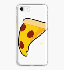 7 days without pizza makes someone weak iPhone Case/Skin
