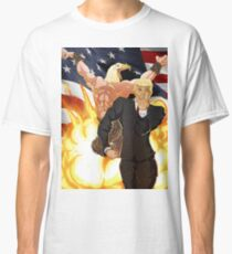Trump's Bizarre Election - Jojo's Bizarre Adventure Trump Classic T-Shirt
