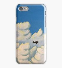 Whipped Cream Clouds iPhone Case/Skin