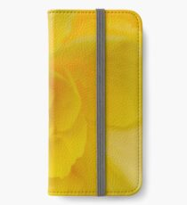Yellow iPhone Wallet/Case/Skin