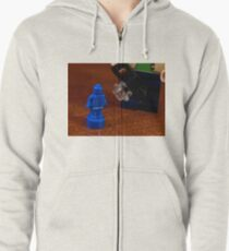 The Photographer Zipped Hoodie