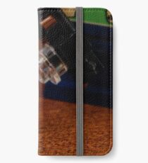 The Photographer iPhone Wallet/Case/Skin
