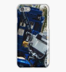 Time Collision iPhone Case/Skin