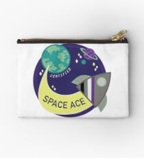 Certified Space Ace Studio Pouch