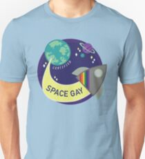 Certified Space Gay T-Shirt