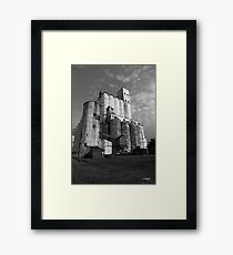 Rice Towers of Katy Texas Framed Print