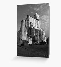 Rice Towers of Katy Texas Greeting Card