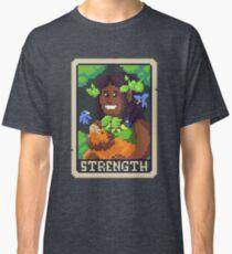 Strength Tarot - Derowen Classic T-Shirt